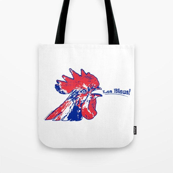 France Les Blues (The Blues) ~Group C~ Tote Bag
