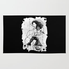 Talented Afro Rug