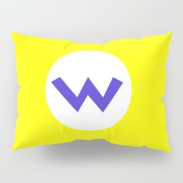 W Pillow Sham