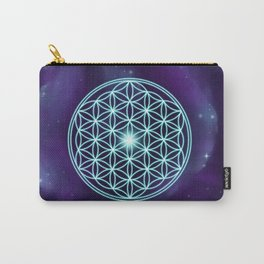 Star Seed Life Seed Carry-All Pouch