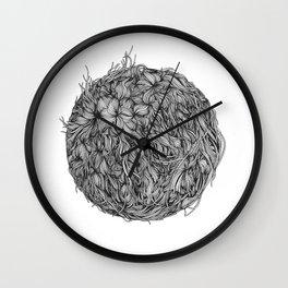 """Abstract Series """"Circle"""" Wall Clock"""