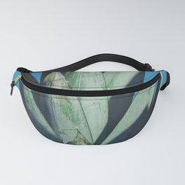 PINEAPPLE AND BLUE Fanny Pack