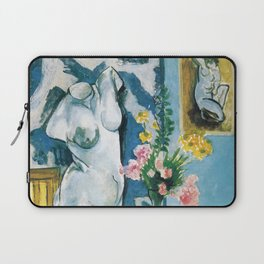 The Plaster Torso - Henri Matisse - Exhibition Poster Laptop Sleeve