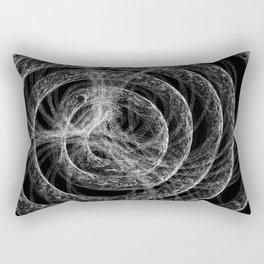 Complex Mable Pattern Rectangular Pillow