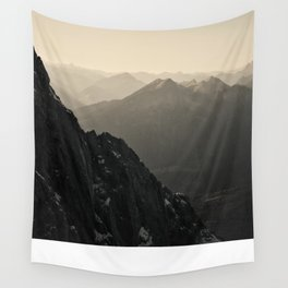 Mountain Side Color Photography Germany Europe Nature Wall Tapestry