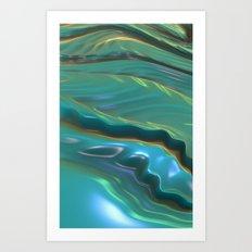 77C Fractal Art Print