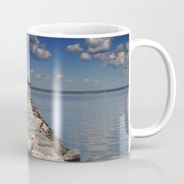 Welwyn Preserve Jetty  Coffee Mug