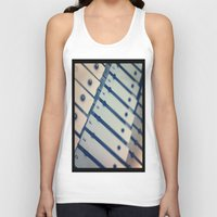 scales Tank Tops featuring Scales by Rick Staggs