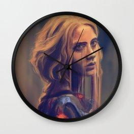 Vanishing Wall Clock