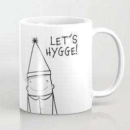 Scandinavian Hygge illustration art Coffee Mug