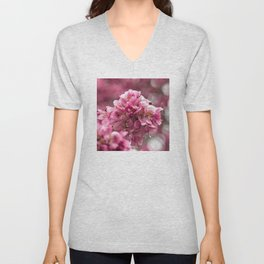 Clash of Seasons Unisex V-Neck