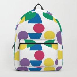 figuras geometricas Backpack