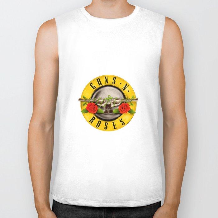 Guns N Roses Biker Tank