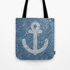 Knot & Anchor Tote Bag