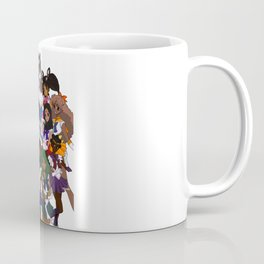 POC Sailor Senshi Coffee Mug