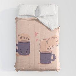 cute tiny mugs Comforters