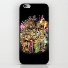 Lil' X iPhone & iPod Skin