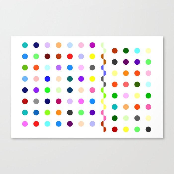 Alendronate Canvas Print