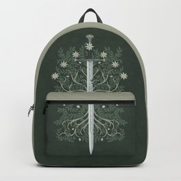 Flame of the West Backpack