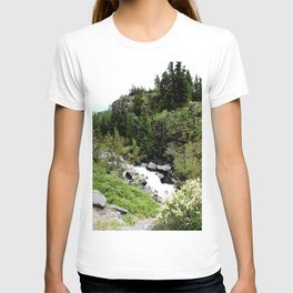 The Turnoff to the Perilous Engineer Pass Road, No. 3 of 5 T-shirt