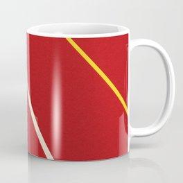 Running Track 123 Coffee Mug