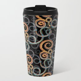 Scitalis Metal Travel Mug