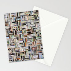 Map and Guide Stationery Cards