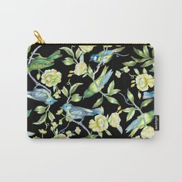 Botanical Tea Party Carry-All Pouch