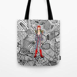 Heroes Fashion 3 Tote Bag