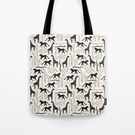 Safari Confetti Party Tote Bag