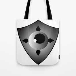 Black Sight Tote Bag