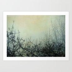 Dark Morning Art Print