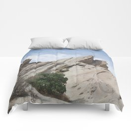 Vasquez Rock Comforters