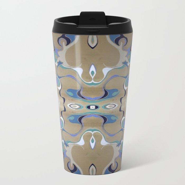 Metamorphosis Metal Travel Mug