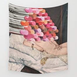 Concealed Wall Tapestry