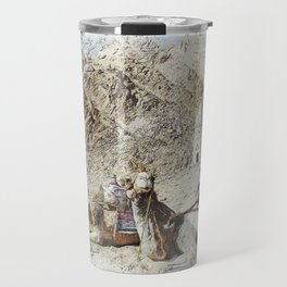 Desert Bedouin Young Travel Mug