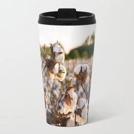 Cotton Field 19 Travel Mug