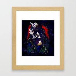 Sl@sh  Framed Art Print