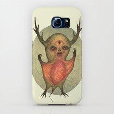 The Green Vampire Stag Creature Galaxy S7 Slim Case