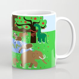 Journey to the past! Coffee Mug