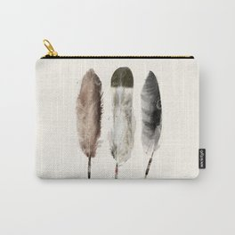 native feathers Carry-All Pouch