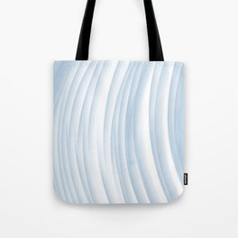 Fanned blue Tote Bag