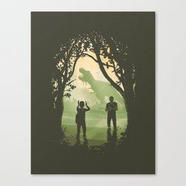 The Last of Us 2 Ellie's Bday Canvas Print