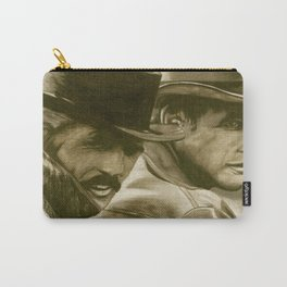 Butch Cassidy and the Sundance Kid Carry-All Pouch
