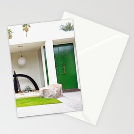 Kelly Green Door Palm Springs Stationery Cards