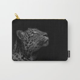 North Chinese Leopard Carry-All Pouch