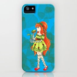 Lil' Ivy iPhone Case
