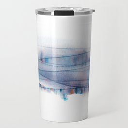 Gene wave Travel Mug