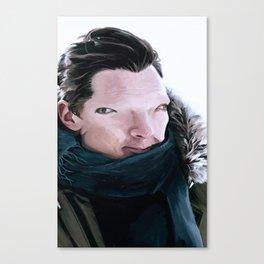 Lil Benny - Warmth Canvas Print