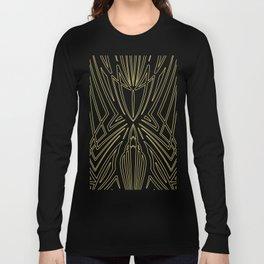 Pinstripe Pattern Creation 10 Long Sleeve T-shirt